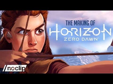 Horizon Zero Dawn Documentary - Noclip