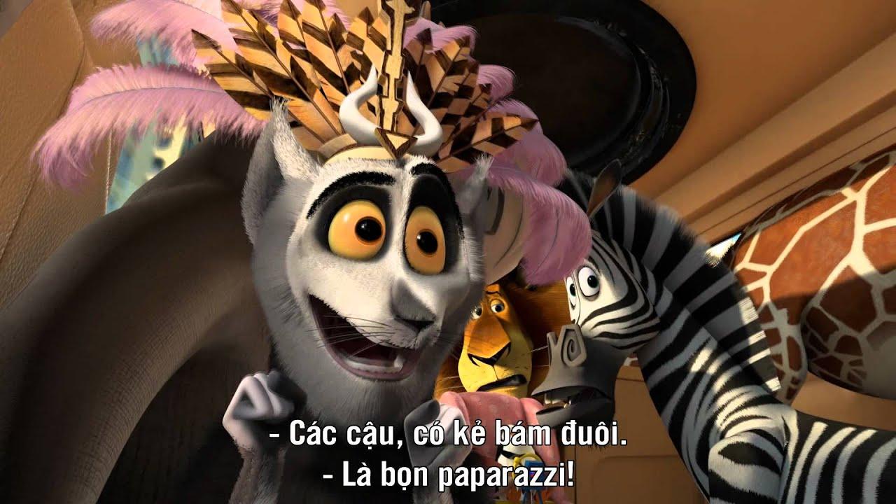 Madagascar 3- Europes Most Wanted