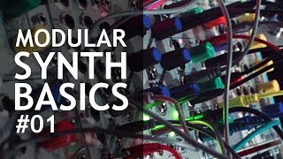 Modular Synth Basics #01: What