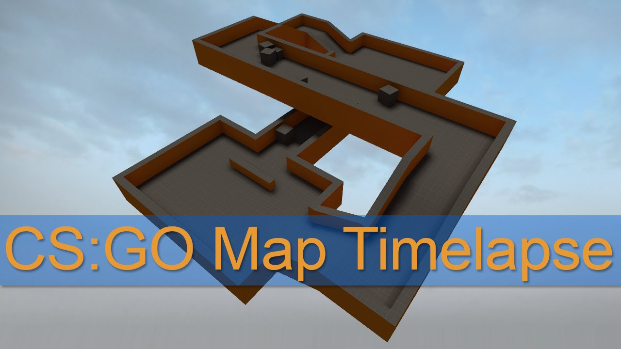 How To Make A Csgo Map Timelapse] Making a CS:GO Map   YouTube