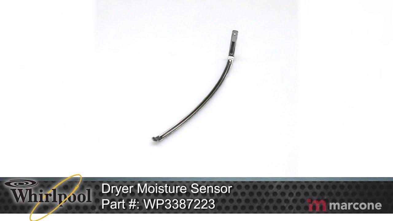 Whirlpool Dryer Moisture Sensor Part Wp3387223