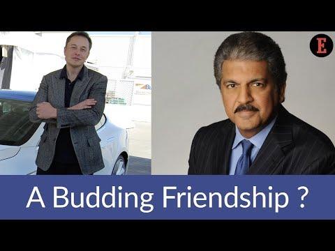 Monday Musings: Elon Musk & Anand Mahindra's Budding Friendship