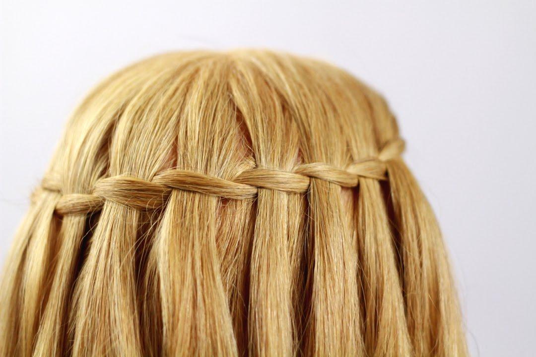 Как делать прическу водопад? Что необходимо для создания косы «Водопад?