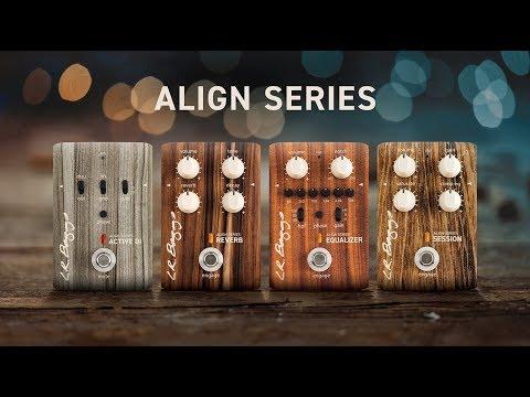 Align Series | Acoustic Pedal Suite