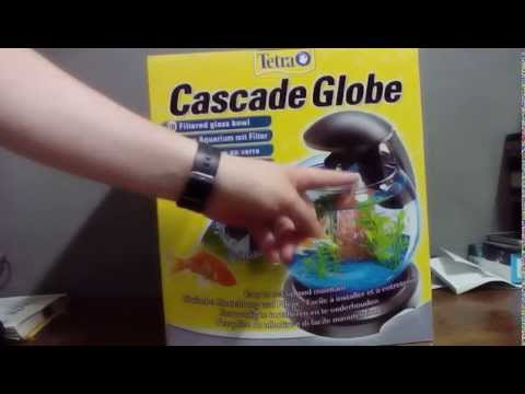 Unboxing e Recensione di Tetra Cascade Globe