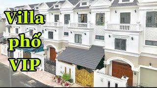 Bán nhà quận 12| Giáp ranh Gò Vấp khu villa phố siêu đẳng cấp sang trọng VIP giá rẻ nhất thị trường.