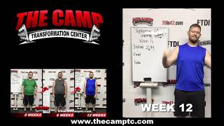 Northridge Weight Loss Fitness 12 Week Challenge Results - Kevin G.