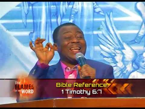 FLAMES OF WORD GOD'S TROUBLE MAKERS