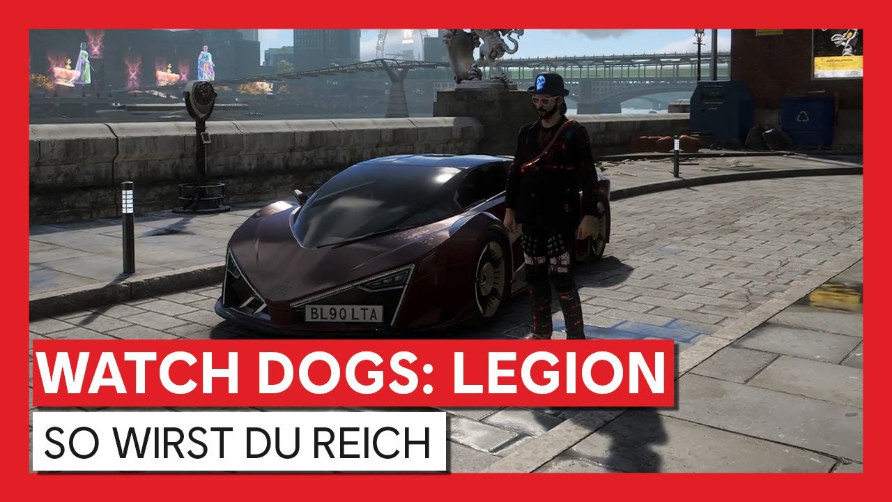Watch Dogs : Legion - SO WIRST DU REICH | Ubisoft