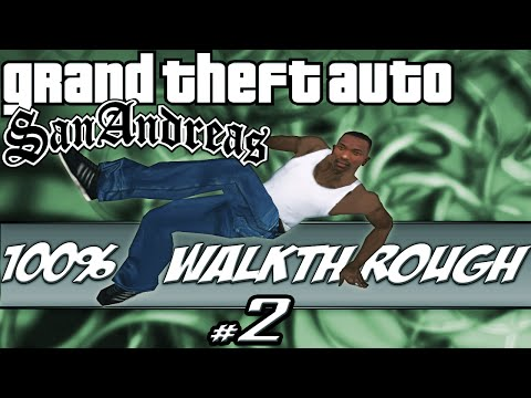 GTA San Andreas [:2:] ALL Spray Tags Locations [100% Walkthrough]