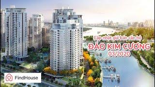 Cập nhật giá bán căn hộ chung cư Đảo Kim Cương quận 2 (03/2020)