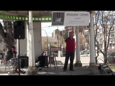 Speakers Corner Calgary Season Launch w/ Alvin Law Motivational and Inspirational Speaker