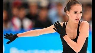 Алина Загитова падает в ледовых шоу и в рейтинге
