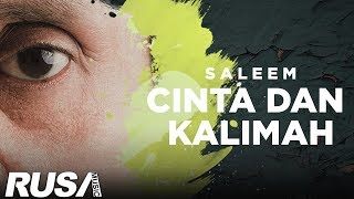 Gambar cover Saleem - Cinta Dan Kalimah [Official Lyrics Video]