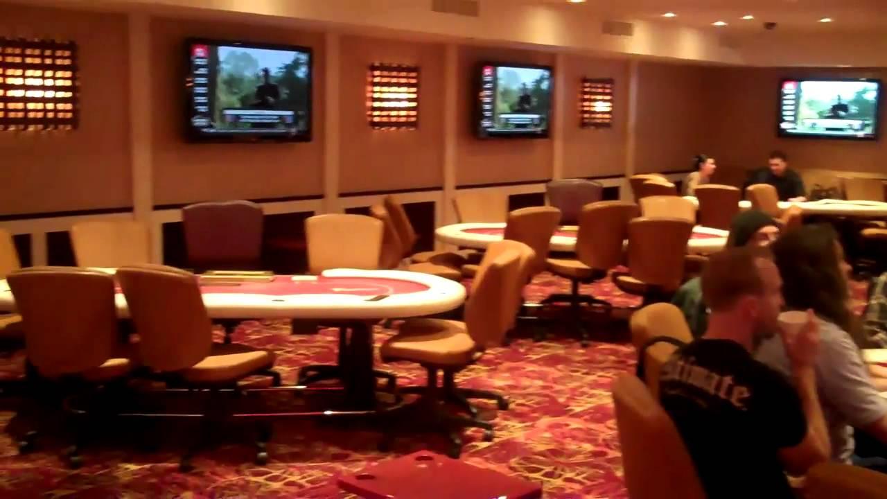 Tropicana Poker Room Las Vegas - YouTube