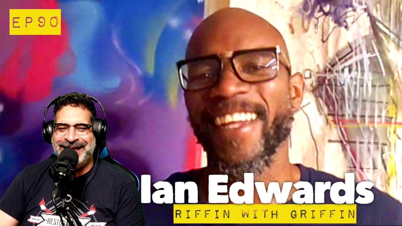 Ian Edwards: Riffin With Griffin Part 3, BLM, COVID-19 and More EP90