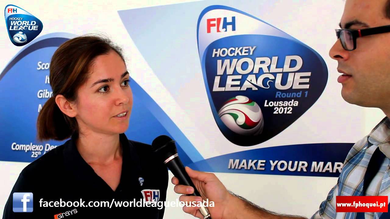 interview yasemin bay project coordinator of the hockey interview yasemin bay project coordinator of the hockey world league