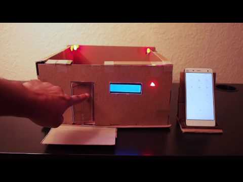 Wireless Smart home concept using Arduino
