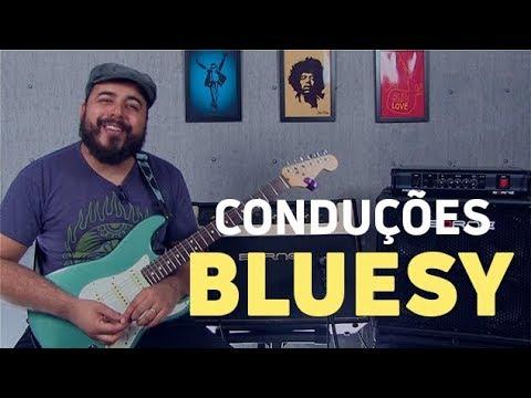 Guitarra Blues: A Primeira condução  1