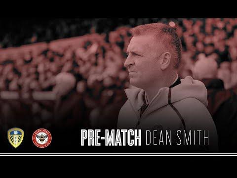 Dean Smith's pre-Leeds United briefing