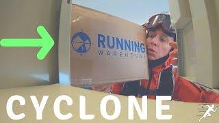 Running Shoe Deal(s) + Shopping + Cyclone hits Denver