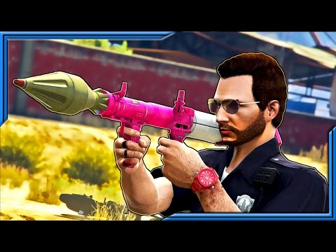 Crazy Hillbilly Car Chase | BREAKIN' THE LAW | Ep. 16 (GTA 5 CINEMATIC)