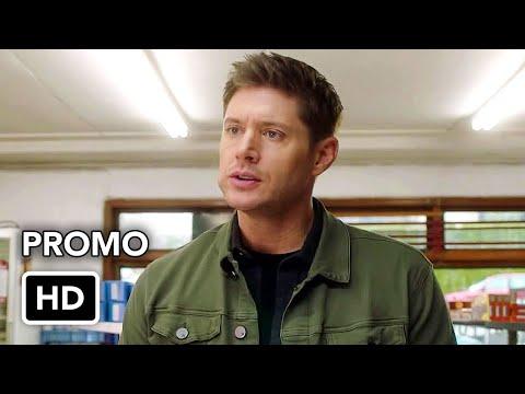 "Supernatural 15x10 Promo ""The Heroes' Journey"" (HD) Season 15 Episode 10 Promo"
