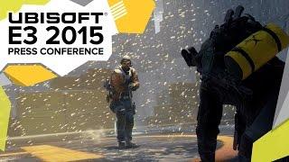 The Division Multiplayer Dark Zone Demo - E3 2015 Ubisoft Press Conference