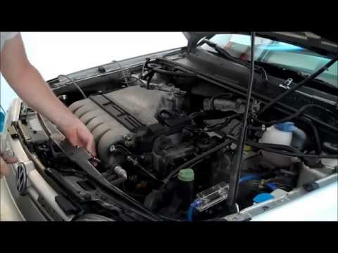 VR6 Valve Cover Gasket Replacement - How to DIY Golf Jetta Corrado 2.8L Audi VW AAA