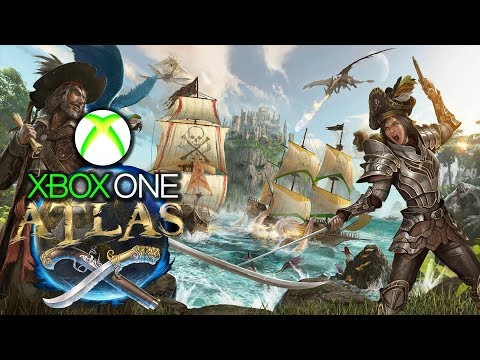 Atlas Xbox One X Gameplay Review Game Preview Performance