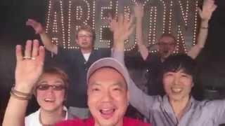 """八熊慎一による「SPARKS GO GO 25th Anniversary Special """"JUNK! JUNK! ..."""