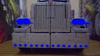 introducing the autobots stop motion