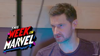 How Richard Armitage Brought Wolverine to Life | This Week In Marvel