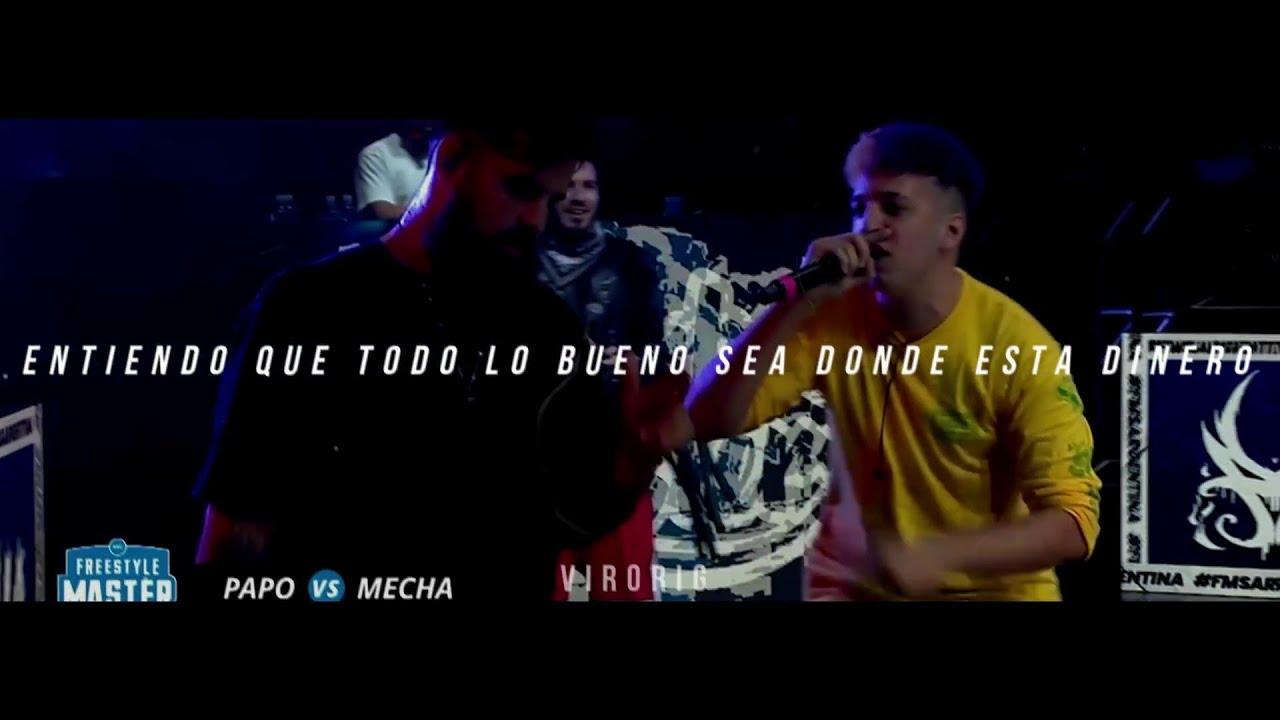 Download MECHA vs PAPO l MINUTO DE MECHA l FMS ARGENTIA - JORNADA 7