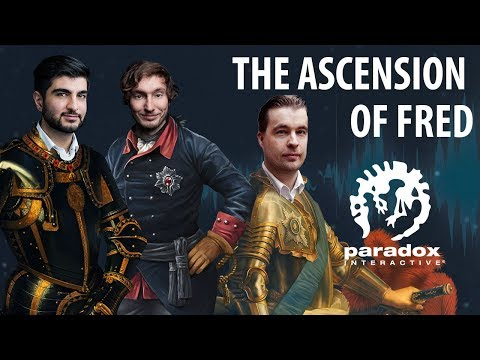 The Ascension of Fred (ft. Fred Wester) - The Business of Video Games - Paradox Podcast