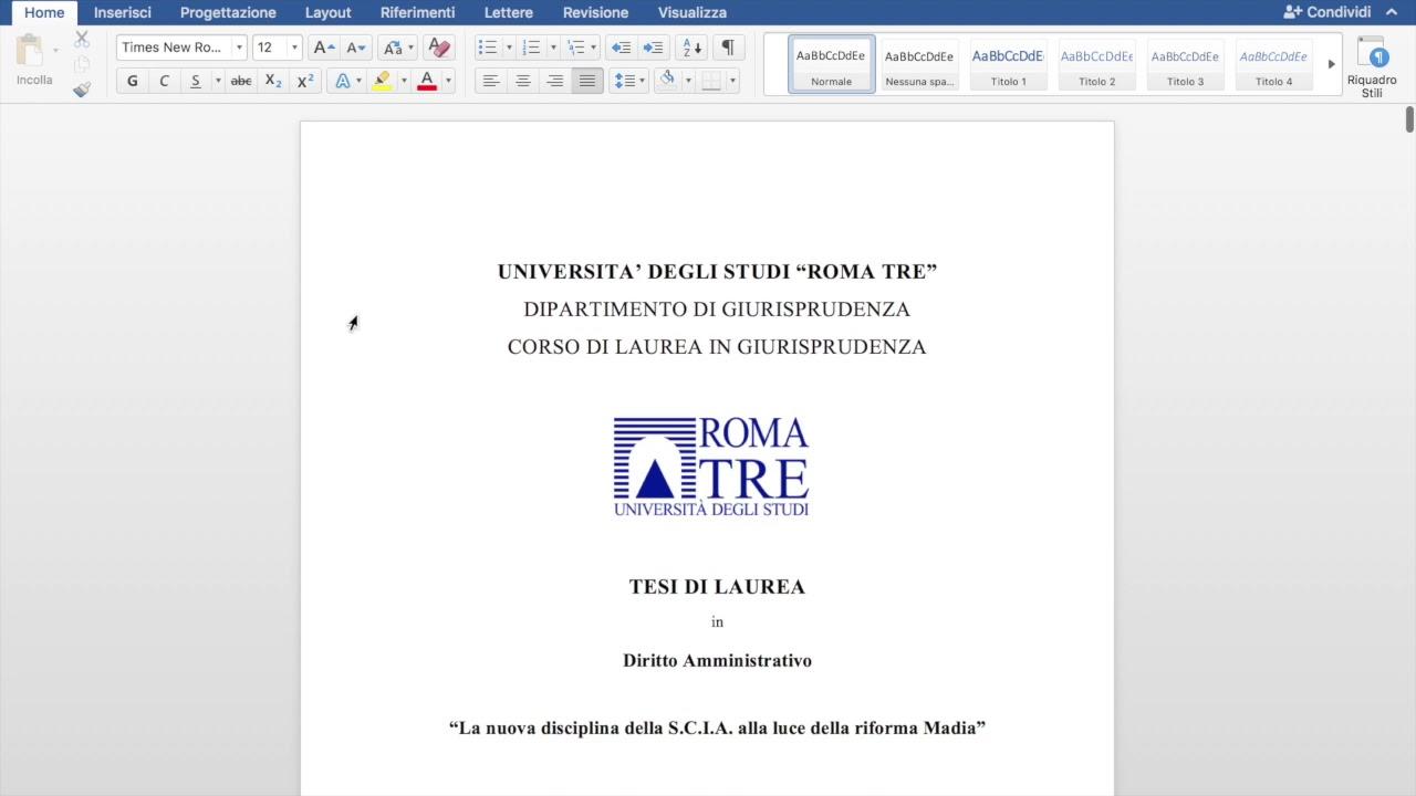 Come fare una tesi di laurea – Guida definitiva | Maurizio ...