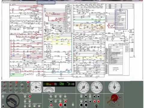 схем электропоезда ЭПЛ2т