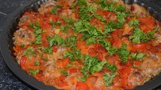 Тефтели в томатном соусе!