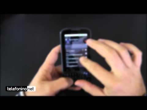 Motorola Pro videoreview da Telefonino.net