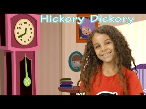 Hickory, Dickory Dock! - English Songs for Children