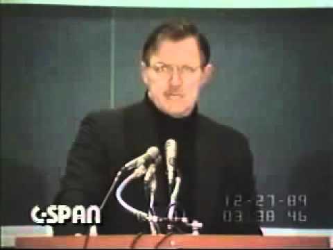 John Stockwell on C-SPAN