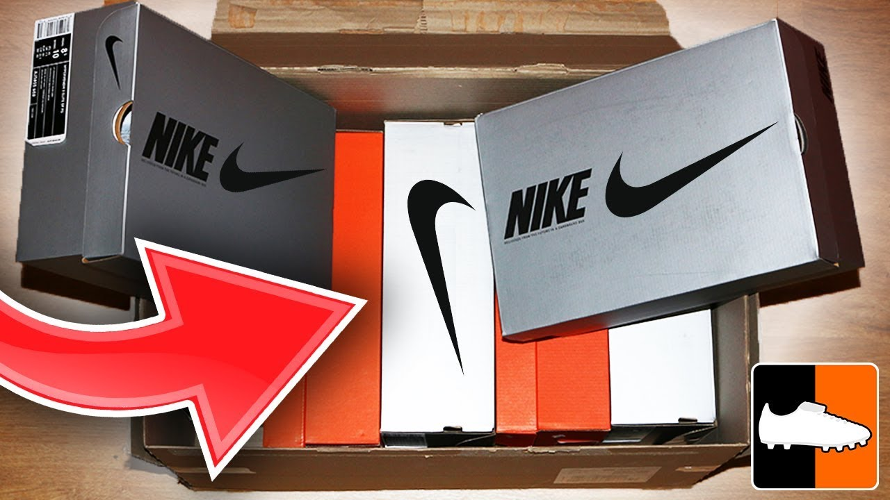 What's In The Box?! Massive Nike New Season 18/19 Unboxing!
