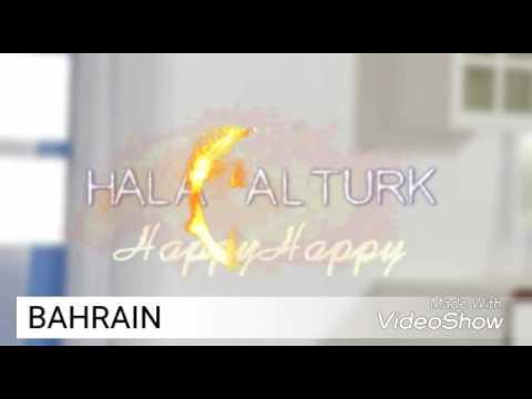 Hala alturk - happy happy