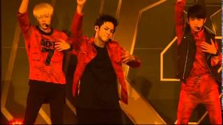 got7 atw bad behavior 나쁜 짓 jb focus