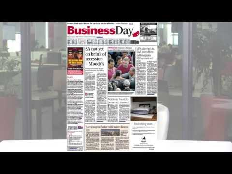 03 September | NEWSPAPERS: Rugby transformation & Commonwealth Games in Durban