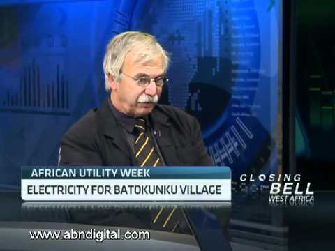 African Utility Week: Batokunde Wind Power Project in The Gambia