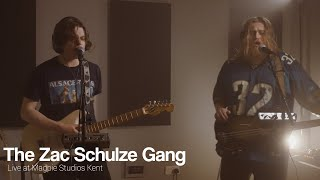 The Zac Schulze Gang - Bullfrog Blues - Live in Session at Magpie Studios Kent