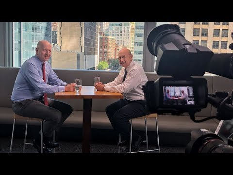 """Catch-Up With David"": Lloyd Blankfein"