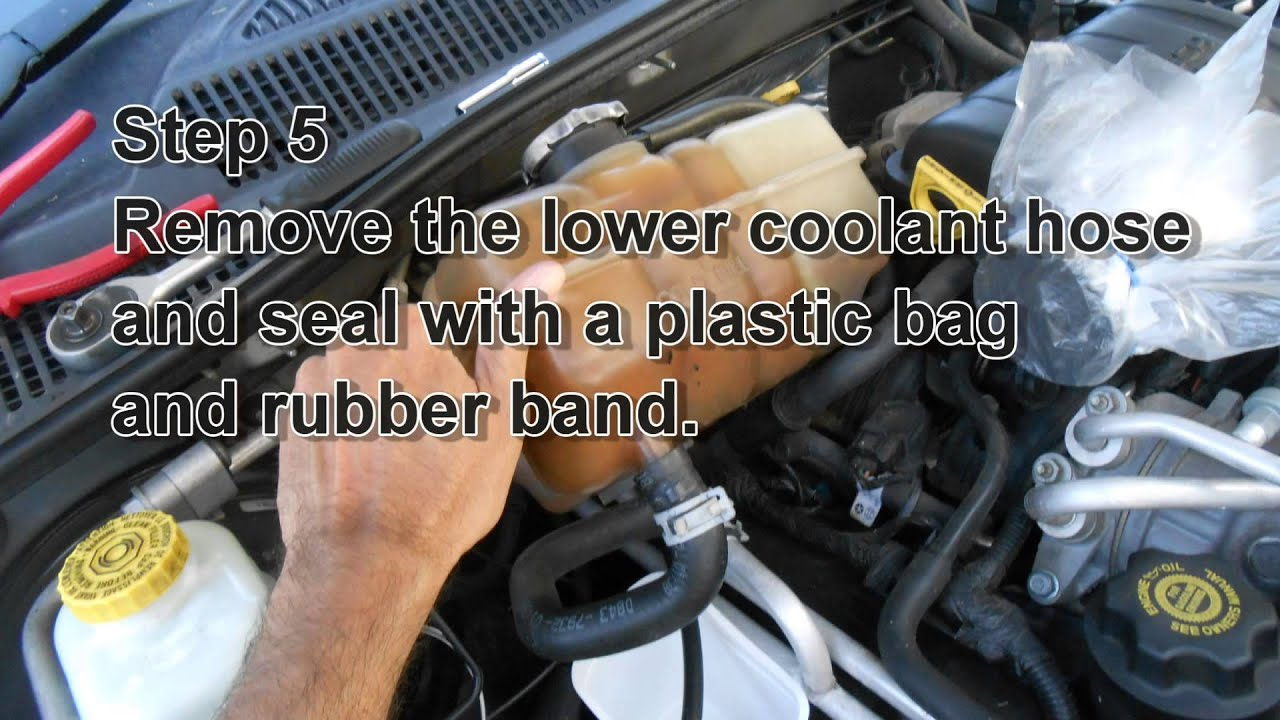 left oil cap off engine how to clean