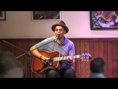 Guy Davis Plays at the Charles Sumner Post #25 in Chestertown